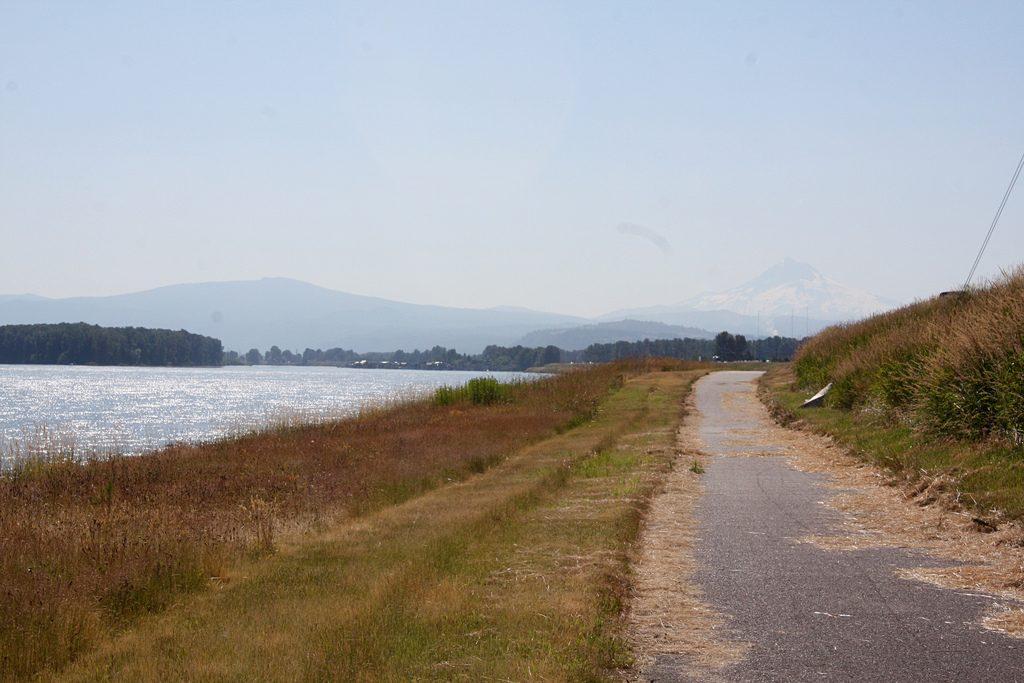 Marine Drive Trail_Portland Cycle Route