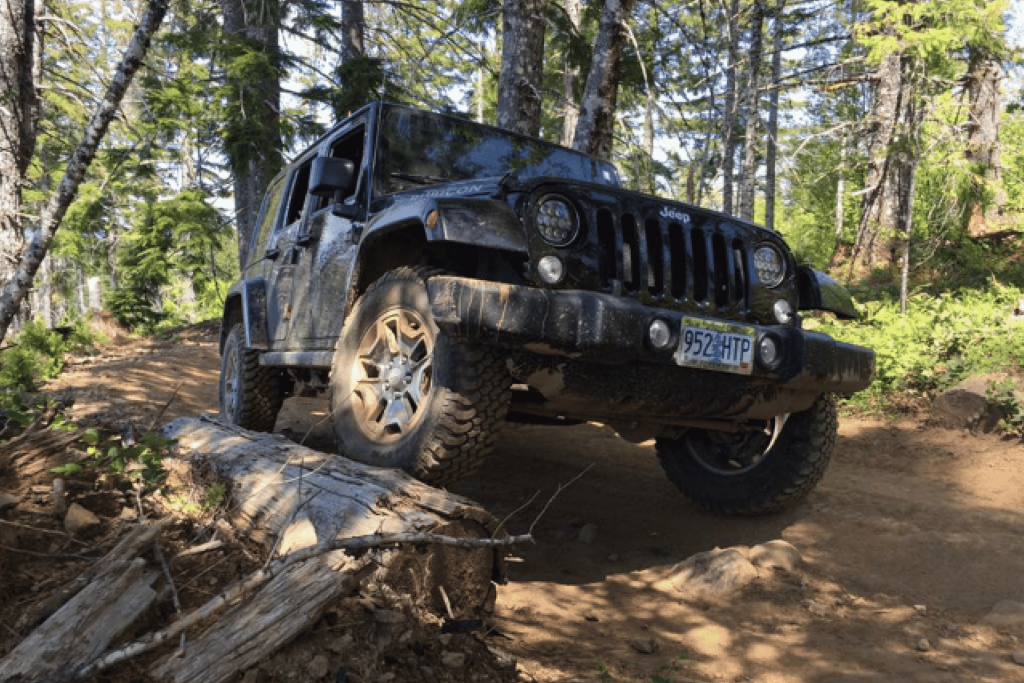 Oregon Jeep Tours_Portland Vacation Rental